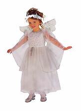 DELUXE ANGEL CHRISTMAS / HALLOWEEN TODDLER COSTUME SIZE 2-4