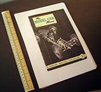 "1948 June/1980s ""The Model Car News"" RTP Rail & Track. Ivan Prior Desktop Copy"