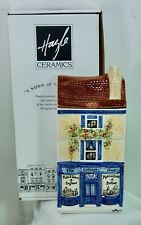 """Hazle Ceramics A Nation Of Shopkeepers """"The Cottage Shop"""" 77/100"""