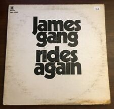 James Gang Rides Again Vinyl LP ABC Records ABCS 711 Record Album Wax 1971
