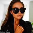 """AUDREY "" Designer Inspired Women Sunglasses Oversized Vintage Big Wayfars"