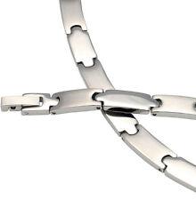 Markenlose Modeschmuck-Armbänder aus Edelstahl für Herren