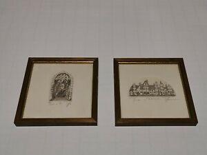 Kunst Zeichnungen T. Hoffman