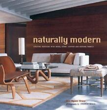 Naturally Modern: Creating Interiors with Wood-ExLibrary