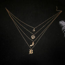 Scorpion Multilayer Avatar Jesus Cross Pendant Exaggerated Necklace LG