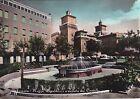 FERRARA - Piazza Repubblica e Veduta del Castello 1960