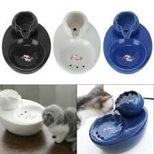 Automatische Trinkbrunnen für Hunde und Katzen Wasserbrunnen Dispenser 1.5L