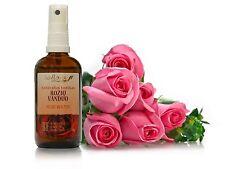 Organic Rose Flower Water Hydrosol 100 ml / 3.4 oz