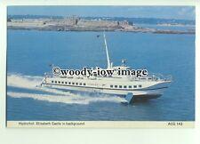 FE0221 - Condor Ferries - Condor 4 , built 1974 - postcard
