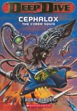 Cephalox The Cyber Squid (Turtleback School & Library Binding Edition)-ExLibrary