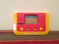 Radio shack playtime challenger handheld game FOR PARTS AS IS