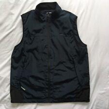 F64 Huski Explorer Black Mens Size Extra Large Polyester Warm Sleeveless Jacket