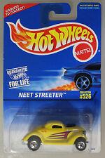Hot Wheels 1:64 Scale 1997 Series NEET STREETER (YELLOW)