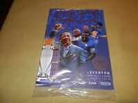 Leicester City v Everton Premier League 2015/16 Champions Edition (sealed)