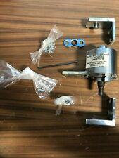 Bommer 7122-603 Spring Pivot-Mortise Type-Steel Base-Adjustable Tension