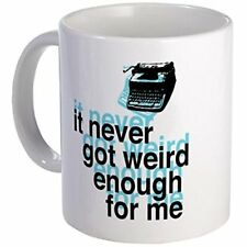 11oz mug Ceramic Coffee mug Hunter S Thompson Quote