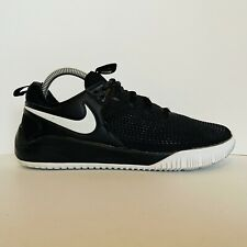 Nike Zoom Hyperace 2 Women's 8.5 Volleyball Shoes AA0286 001 Black White (W)