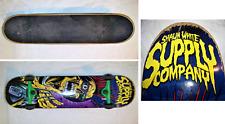 Shaun White Amp Series - Moto Skull 2.0 Skateboard by Shaun White Supply Co.