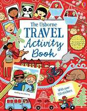 Travel Activity Book,New Condition