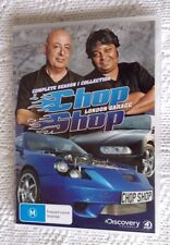 Chop Shop London Garage : Season 1 (DVD, 4-Disc Set) R-4, LIKE NEW, FREE POSTAGE