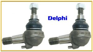 2 Front Lower Ball Joint L & R DELPHI Mercedes Benz W140 OEM # 1403330327