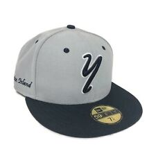 Staten Island Yankees MiLB New Era 59FIFTY Fitted Cap NWT 7 1/4