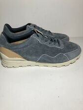 Clae Hoffman Sneakers Shoes Mens Size US 8 Suede Blue