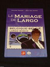 Francq - Largo Winch - Le Mariage de Largo - CBBD