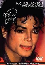 Michael Jackson Fans Camera Footage 0603777908397 DVD Region 2