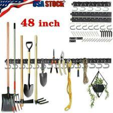 "48"" Garage Utility Hooks -Tools Wall Holders- Storage Hooks Hangers-Tool Hanger"