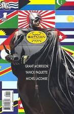 Batman Incorporated Vol. 1 (2011) #1