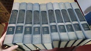 Enciclopedia della scienza e della tecnica  mondadori 10 volumi + annuari