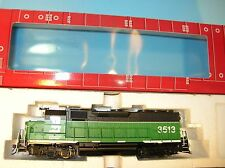 E73 MIOB HO Scale ATLAS 8901 GP-40 BN BURLINGTON 3513 DIESEL LOCOMOTIVE