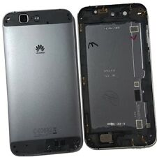 Genuine Original Back Plate Metal For Huawei Ascend G7 - Grey