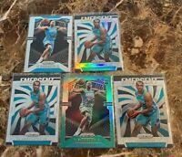 2019-20 Green Prizm PJ Washington Jr Rookie Card Lot #258 Emergent Silver 2 Base
