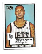 Antoine Wright - Topps 1952 Style -  2005 - Rookie Card