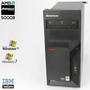 Computer IBM Lenovo ThinkCentre A62 7061-CTO PC AMD Athlon 5000B Dualcore Window