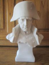 Large Carrara Marble Napoleon Bust/Scupture