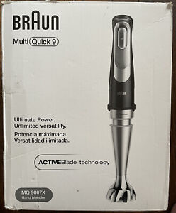 Braun MQ9007X Multiquick 9 ACTIVEBlade Technology Hand Blender