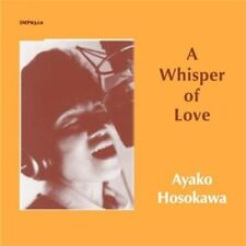 Ayako Hosokawa - Whisper of Love [New CD]