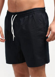 New Men Black Swimming Shorts Unisex Gym Running Sport Casual Short