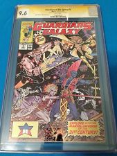 Guardians of the Galaxy #1 - Marvel - CGC SS 9.6 NM+ - Signed by Witterstaetter
