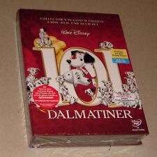 Walt Disney  101 Dalmatiner  Platinum Edition NEU 2-Disc DVD und Buch Set