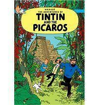 Tintin and the Picaros; Hardback Book; Herge, 9781405208239, EB171
