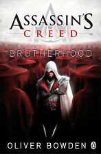 Assassin's Creed: Brotherhood by Bowden, Oliver Paperback Book