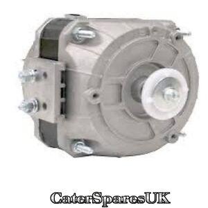 16W Universal Gebläsemotor Getönt Multifit Kühlschrank / Gefrierschrank Unit