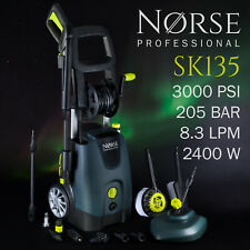 NORSE Professional SK135 3000psi Pressure washer - USED CONDITION