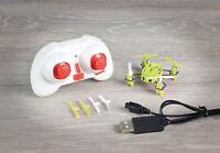 Compact Nano Q4 Quadcopter Remote Control Toy Gift