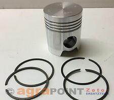Kolben mit Kolbenringen für Agrozet orginal  TZ-4K14 TZ4K14 NEU TZ01010