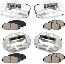 4 Srt8 Brembo Replacement Front Amp Rear Brake Calipers Dodge Challenger Charger